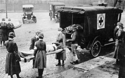 Epidemia de gripa care a...