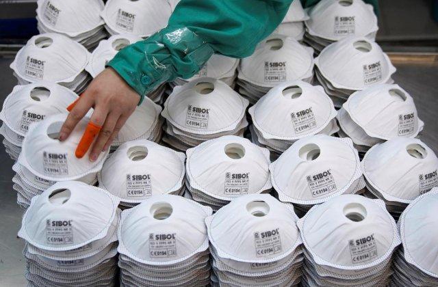 6 milioane de masti de protectie au disparut fara urma