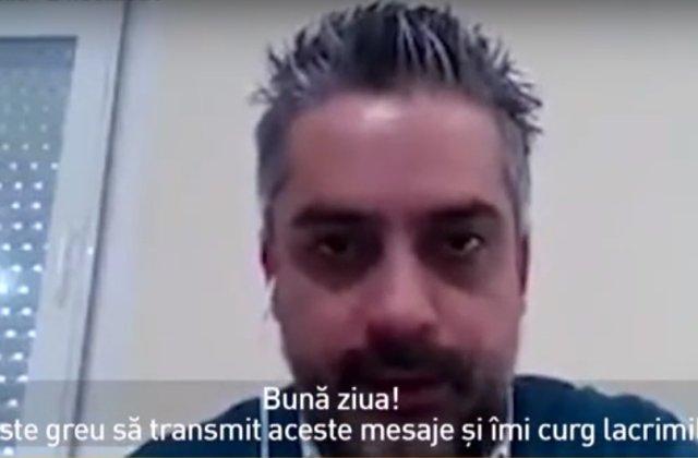 """VIDEO Mărturii șocante ale unui medic: """"Persoanele de peste 65 de ani sunt lăsate să moară"""""""