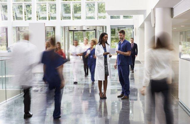 Un bărbat a vrut să arunce în aer un spital în care se află sute de persoane cu coronavirus