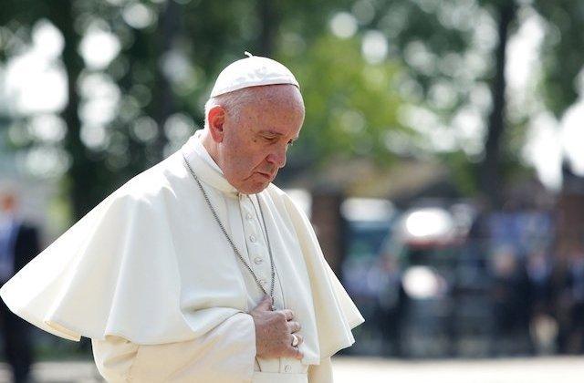 """Papa Francis, despre pandemie: """"Mulţi oameni plâng azi. Cerem Domnului harul de a plânge"""""""