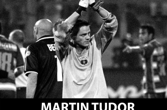 Doliu in lumea fotbalului: Fostul portar al Stelei, Martin Tudor, a murit la vârsta de 43 de ani