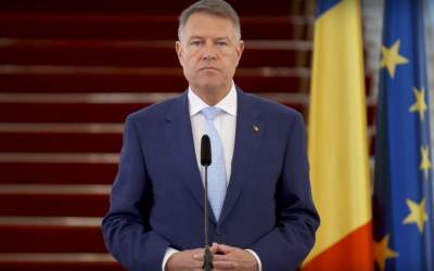 VIDEO Klaus Iohannis face...