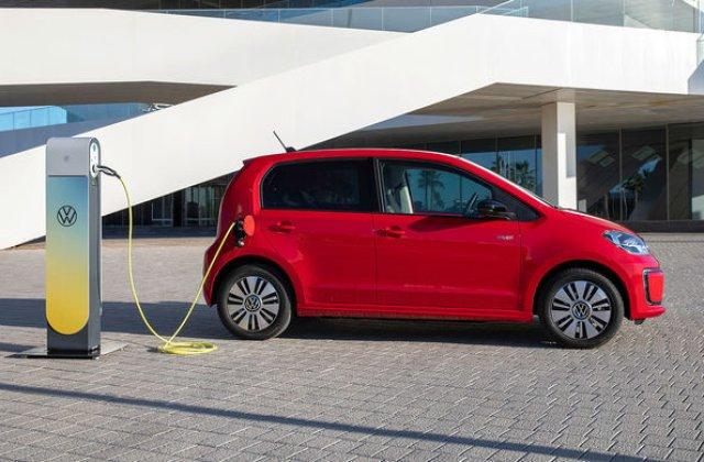 Volkswagen e-Up!, versiunea electrică, face performanță în Europa: aproape 20.000 de comenzi primite în primele trei luni ale anului