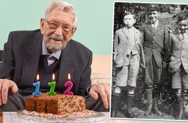 """Cel mai bătrân bărbat din lume, despre pandemia de coronavirus: """"Nu am mai trăit așa ceva"""""""