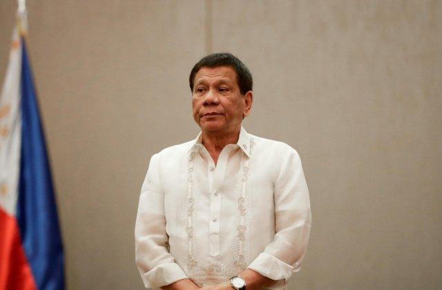 Președintele Filipinelor: Cei care nu respectă măsurile luate împotriva coronavirus vor fi împușcați