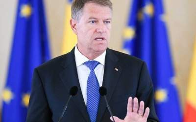 VIDEO Iohannis, apel la...