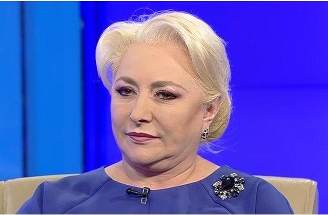 """Dăncilă: """"Am greșit și eu în exprimări, dar niciodată n-am greșit față de români"""""""