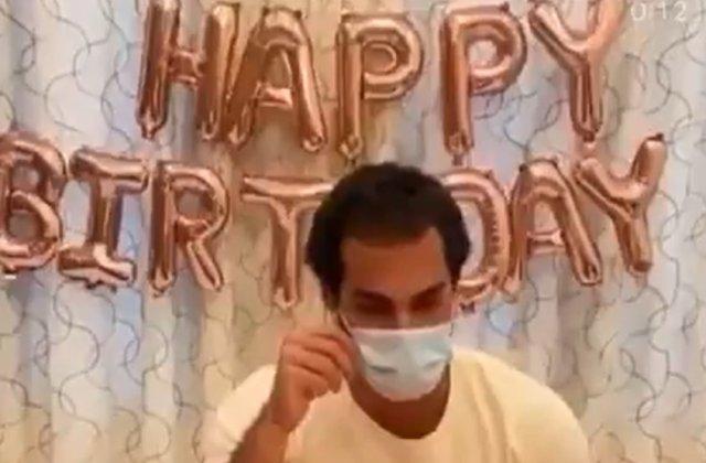 VIDEO E ziua ta în perioada izolării? Iată cum poți sărbători alături de cei dragi