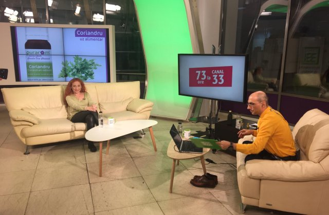 Canal 33 România a intrat în Cartea Recordurilor cu cel mai lung talk-show din lume
