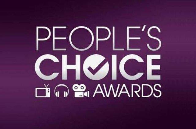 Americanii au ales cine i-a distrat! Castigatorii premiilor People`s Choice