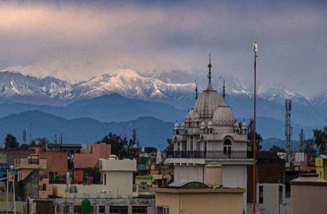 Munții Himalaya, vizibili de la 200 km distanță pentru prima dată în 30 de ani