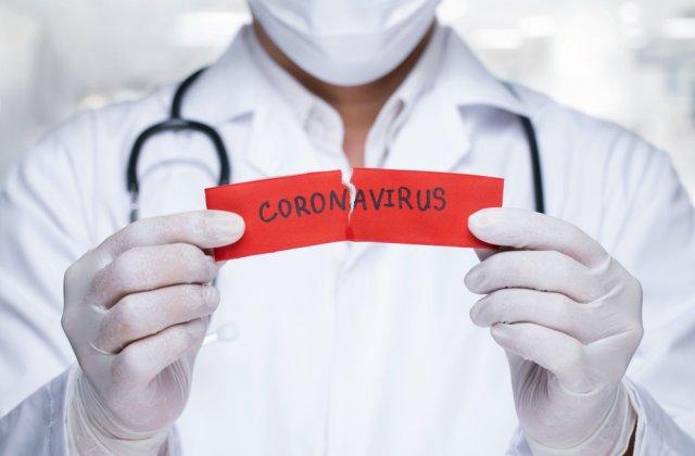 Bilanțul COVID-19 în România: 7.216 infectați, 1.217 vindecați și 362 morți