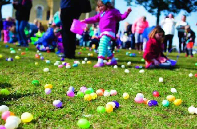Vânătoarea de ouă de Paște se mută în online anul acesta