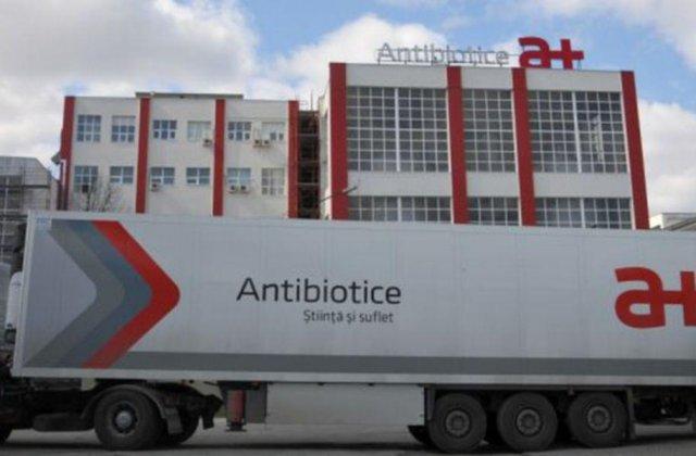 Antibiotice Iași va produce 3,5 milioane de comprimate de hidroxiclorochină