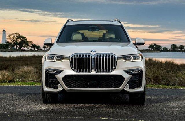 BMW pregătește în secret noul X8, un SUV-coupe care va deveni viitorul rival al lui Lamborghini Urus