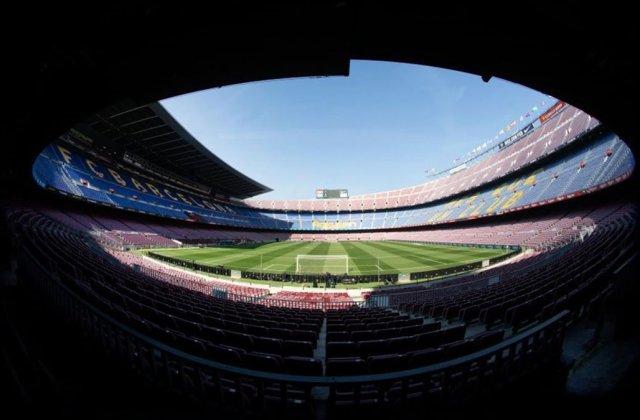 Planul Barcelonei din cauza pandemiei: Camp Nou, închis pentru fani până în 2021