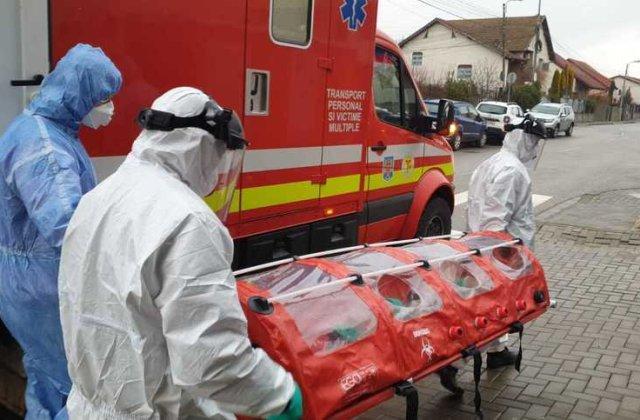 20 de persoane de la căminul de bătrâni din Galați au murit din cauza coronavirusului