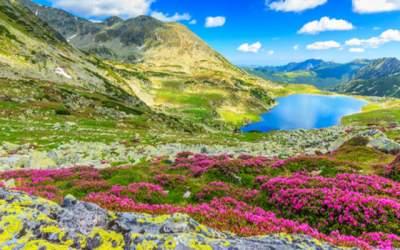 Munții României, în topul...