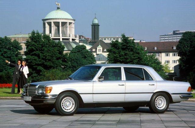 Aniversare în familia Mercedes-Benz: versiunea 450 SEL 6.9 a împlinit 45 de ani de la debut