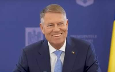 VIDEO Unde se tunde Iohannis...