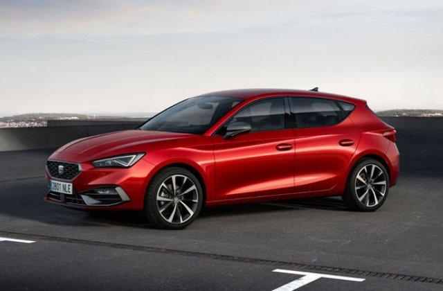 Noul Seat Leon este disponibil și în România: prețurile hatchback-ului compact pornesc de la 17.000 de euro
