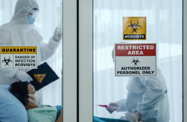 Bilanțul în România: 12.240 de persoane infectate, 4.017 vindecate și 695 decese