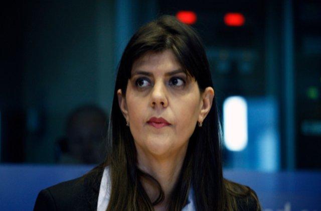 Laura Codruţa Kovesi, numită personalitatea anului de către publicaţia Emerging Europe