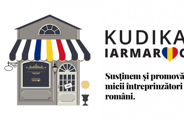 "InternetCorp lansează Kudika IarmaROc ,""târgul"" online dedicat micilor antreprenori"