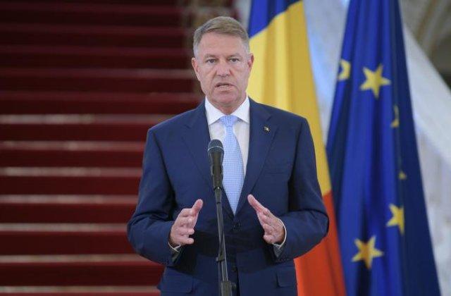Iohannis: PSD este o amenințare pentru viitorul României!