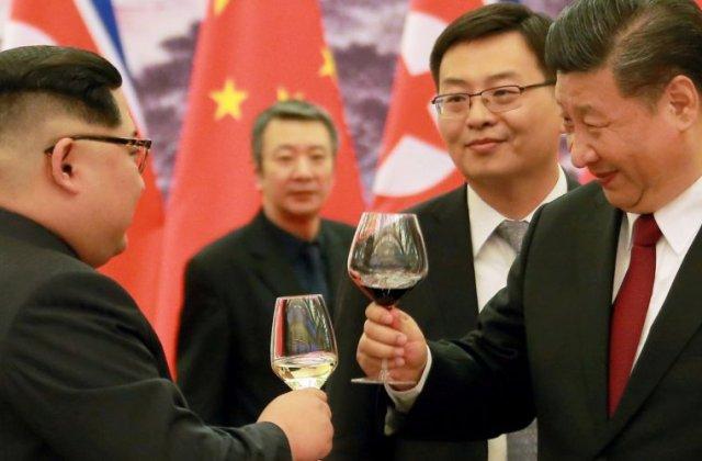 """Primul mesaj transmis de Kim Jong Un după ce a """"înviat din morți"""""""