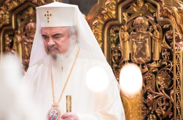 """Patriarhul Daniel așteaptă enoriașii la slujbe: """"Nu peste mult timp ne vom putea reîntâlni la slujbele Bisericii"""""""