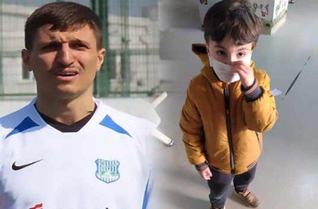 """Un fotbalist şi-a omorât băieţelul de 5 ani: """"Pur şi simplu nu-l iubeam"""""""