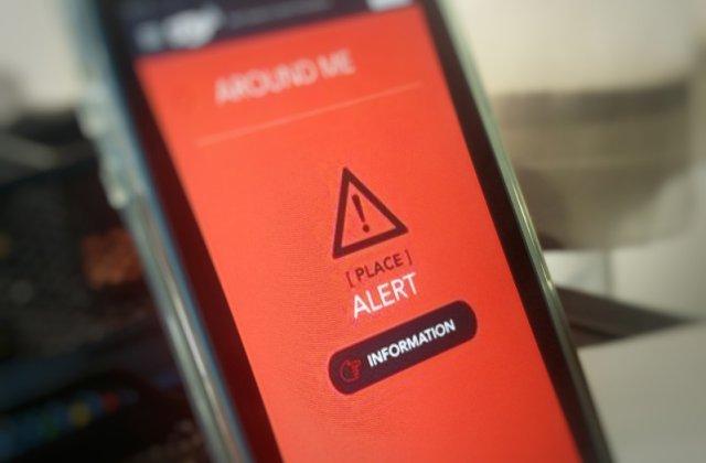 Mesajul transmis de autorități prin sistemul RO-ALERT, odată cu intrarea în starea de alertă