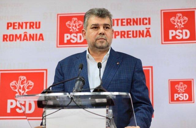 """Ciolacu, săgeți către PNL: """"Ei doar promit, de făcut uită... Asta e diferența dintre ei și PSD!"""""""