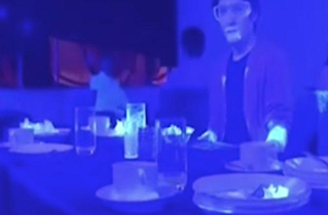VIDEO Experiment: Cât de repede se poate răspândi COVID-19 într-un restaurant