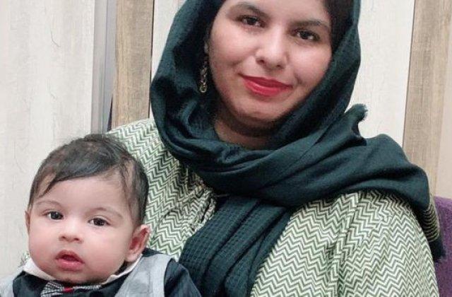 Impresionant: O femeie alăptează copiii mamelor ucise într-un atac terorist