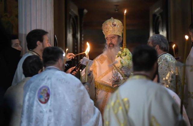 IPS Teodosie sfidează propria Biserică: Va reface slujba de Paște și cheamă oamenii să ia Lumină