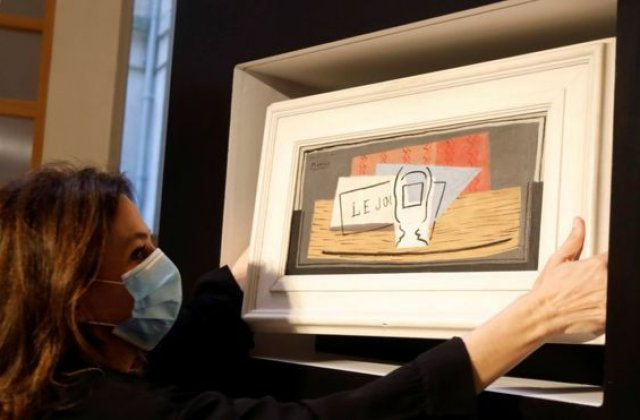 Cum a cumpărat o italiancă un tablou de Picasso cu doar 100 de euro