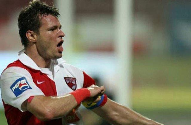 Marius Niculae va semna cu Sporting Lisabona