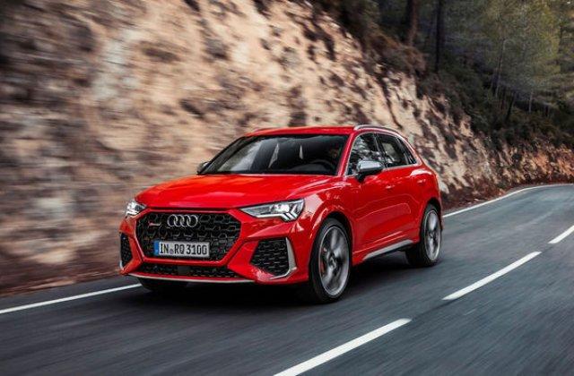 Audi RS Q3 poate fi comandat și în România. Care este prețul de pornire