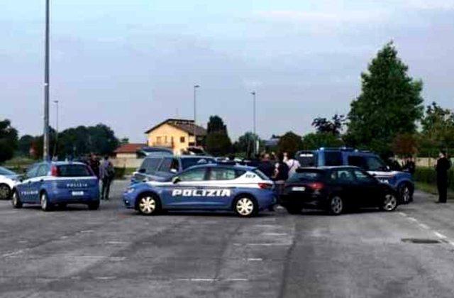 """Româncă împușcată de patru ori într-o parcare, de un italian: """"Stăteam împreună, dar nu o mai suportam"""""""