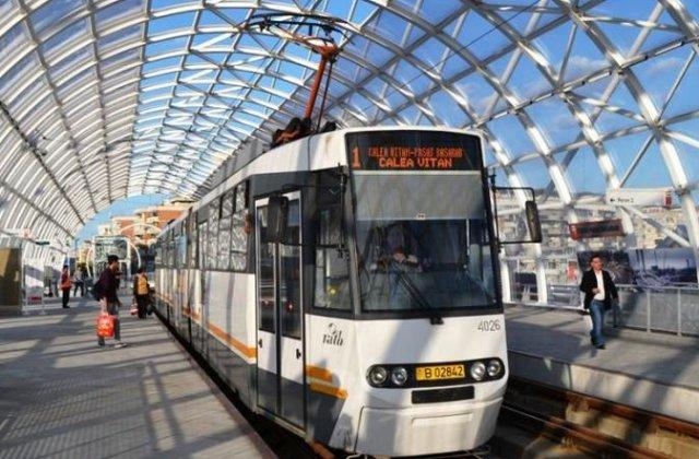 Două linii de tramvai din București vor avea program și noaptea, de la 1 iunie