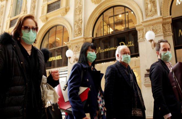 Haos în Italia după ridicarea restricțiilor. Sute de oameni au ieșit pe străzi