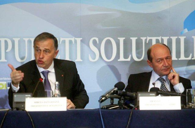 Geoana: Basescu este un om simpatic, poti sa bei un whiskey sau o bere cu el