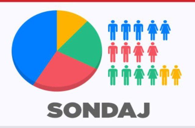 Sondajul alegerilor parlamentare: PNL 38%, PSD 25%. Pro România și Alianţa USR-PLUS, aproape de egalitate