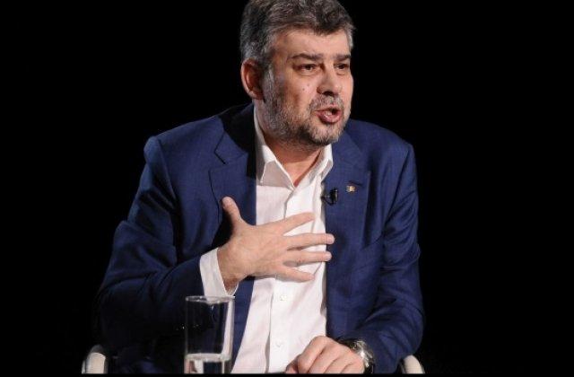 Marcel Ciolacu anunță că social-democrații nu sunt de acord cu menținerea stării de alertă