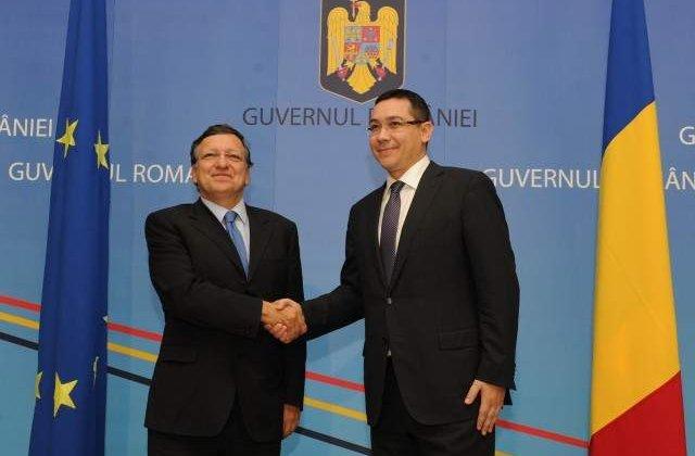 Barroso: Aparam presa libera, dar nu putem sa nu tinem cont de presiunile asupra magistratilor