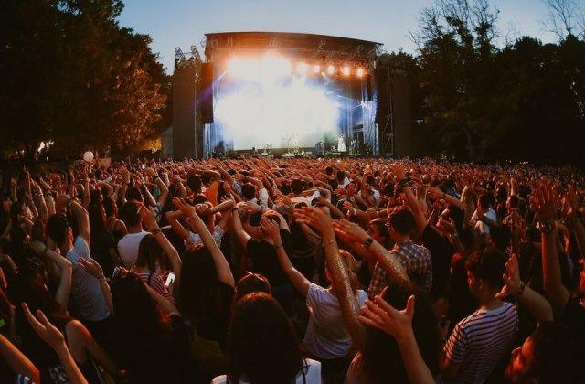 Primul concert în aer liber după relaxarea restricțiilor, la Timișoara