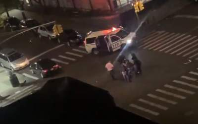 VIDEO Polițist din New York,...